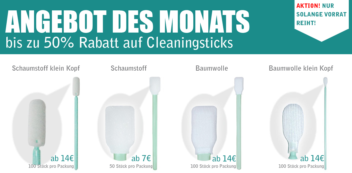 Cleaningsticks